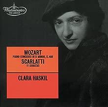Mozart: Piano Concerto No.20 K.466 / Scarlatti, D.: 11 Sonatas