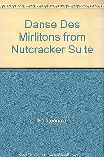 Danse Des Mirlitons from Nutcracker Suite