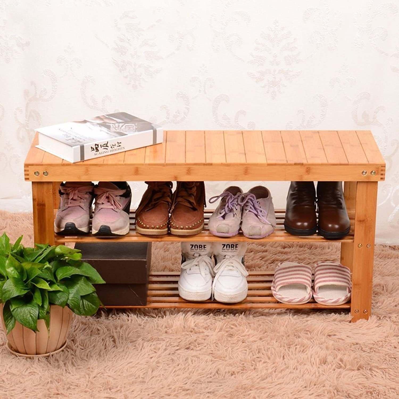 GRY Europäischen Stil Moderne Einfache Multi Storey Bambus Schuhschrank Schuh Schuh Schuh Hocker Bence B07BCZZR3Q | Erste Qualität  5bccbb
