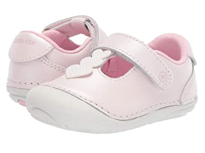 Stride Rite SM Lucia (Infant/Toddler) (Pink) Girls Shoes