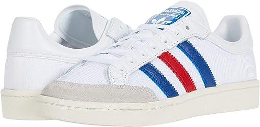 Footwear White/Collegiate Royal/Scarlet