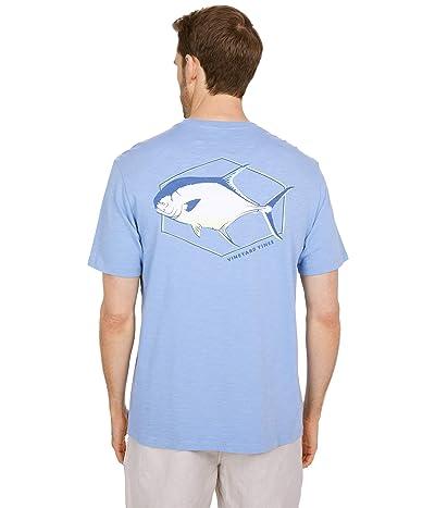 Vineyard Vines Short Sleeve Permit Slub T-Shirt