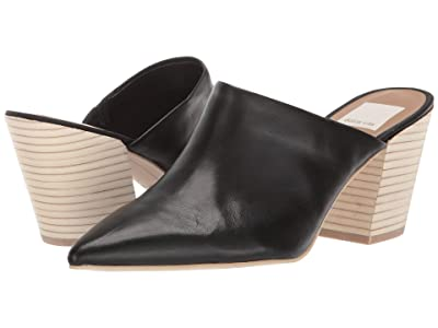 Dolce Vita Angela (Black Leather) Women