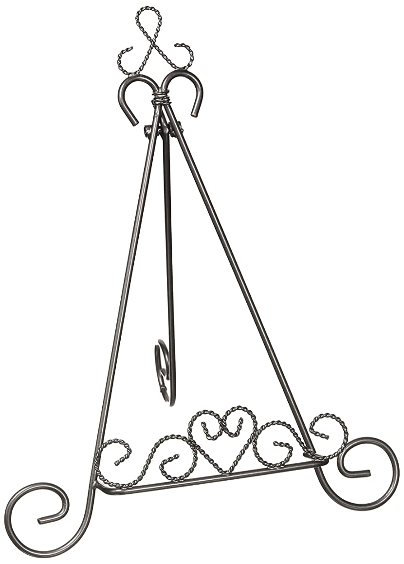 Home Decor 24401-10 Easel Wire Pattern 7.75 Times High, 10