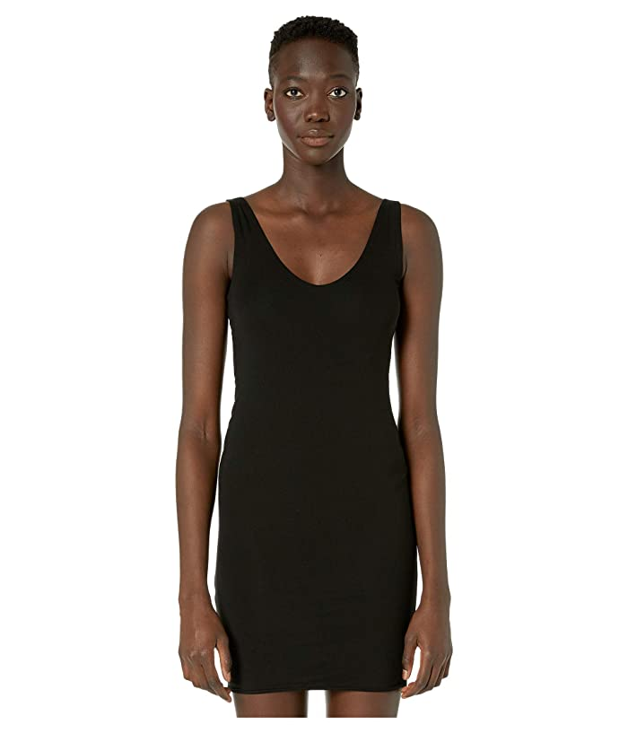 Skin Rhea Chemise (Black) Women's Underwear