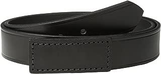 Red Kap Men's No Scratch Leather Belt