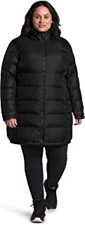 The North Face Women's Plus Size Metropolis Insulated Parka III