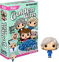 Funko Pop! Golden Girls Cereal with Protector Case Limited Edition Rose