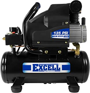 Excell 3 Gallon Oil Lubricated Air Compressor - L13Hpe