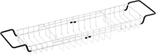 AmazonBasics Wire Bathtub Caddy Tray