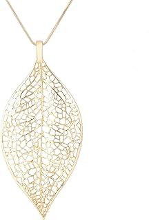 Dwcly Charm Gold Silver Black Wheat Leaf Earring Fashion Women Girls Ear Jewelry