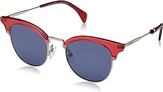 Sunglasses Tommy Hilfiger Th 1539 /S 0C9A Red/KU blue avio lens