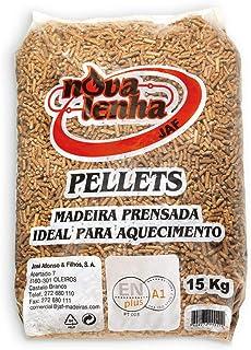 comprar comparacion SACO DE PELLETS DE 15 KG NOVA LENHA