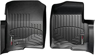 WeatherTech Custom Fit Front FloorLiner for Select Ford/Lincoln Models (Black)