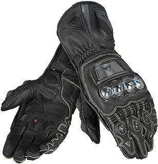 DAINESE Full Metal D1 Gloves (L, Black/Black/Black)