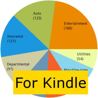 Personal Finance Manager For Kindle
