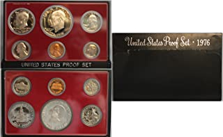 1976 S US Proof Set Superb Gem Uncirculated