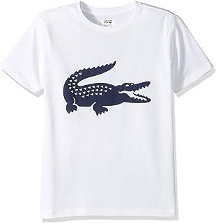 Lacoste Boy Sport Croc Graphic T-Shirt