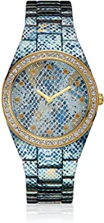 Guess (Gvss5) Women's Analogue Quartz Watch With Stainless Steel Strap W0583L1