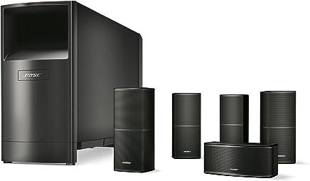 Bose Acoustimass 10 Series V Sistema de bocinas para centro de cine en casa (Color negro)