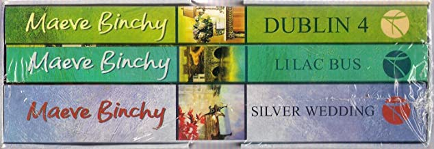 Maeve Binchy 3 book boxed set - RRP ?é?ú17.97 - Dublin 4, Lilac Bus, Silver Wedding