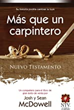 Nuevo Testamento Mas Que Un Carpintero-Ntv (Spanish Edition)