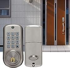 Conjunto de fechadura mecânica de porta à prova d'água com teclado para prédio de escritórios domésticos