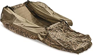 Guide Gear Waterfowl Layout Hunting Blind, Mossy Oak Shadow Grass