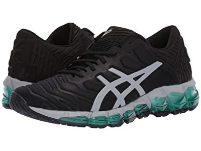 ASICS GEL-Quantum(r) 360 5 (Black/Piedmont Grey) Women