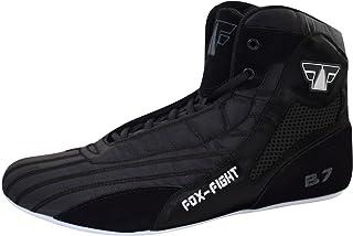 FOX-FIGHT B7 Black Edition, Scarpe da Arti Marziali Uomo, Atletica