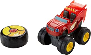 Fisher Price Blaze And The Monster Machines Blaze Rc Toy - 3 Years & Above