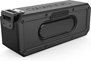 SINOBAND S400 Plus 40W IPX7 Waterproof Dustproof and Shockproof Portable Powerful Best Bluetooth Speaker, Bluetooth 4.2, 15 Hour Playtime TWS,Tablets, and Other Bluetooth-Capable Devices