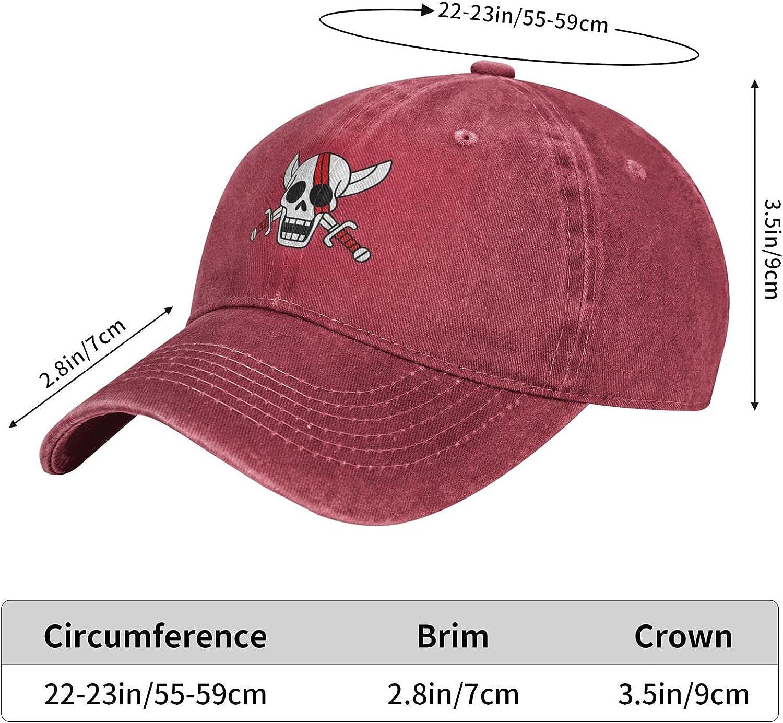 ENXOWM Anime One Piece one Piece-Sanji Cotton hat, Cowboy hat, Baseball Cap, Trucker hat, Unisex