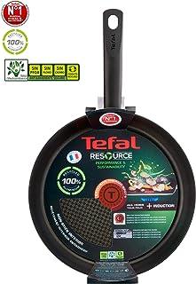 Tefal Resource Sartén Antiadherente, Inducción, Aluminio 100 % reciclado (Resource, 24cm)