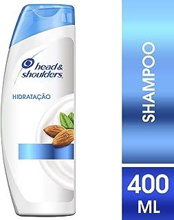 Shampoo Head & Shoulders Hidratação com Óleo de Amêndoas 400ml