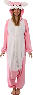 pink rabbit kigurumi