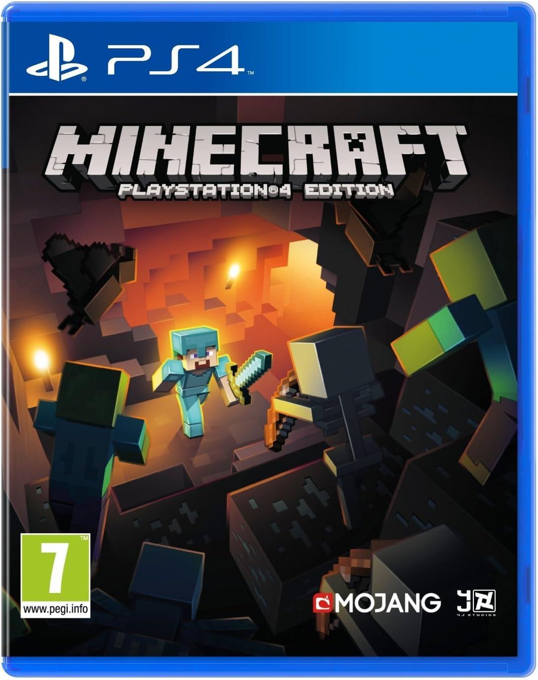 Amazon.com: Minecraft: PlayStation 9 Edition [PlayStation 9