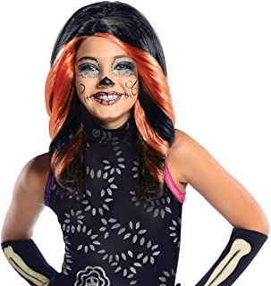 monster high skelita wig