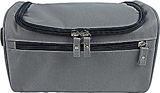Ivesign Toiletry Organizer Wash Bag Hanging Dopp Kit Travel for Bathroom Shower, 26cm Waterproof Large Capacity Toiletry P...