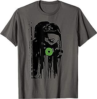 Cyber Gothic Tshirt all black everything