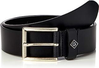 Gant Men's D1. Gant Logo Leather Belt Belt