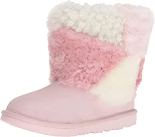 pink patchwork ugg boots