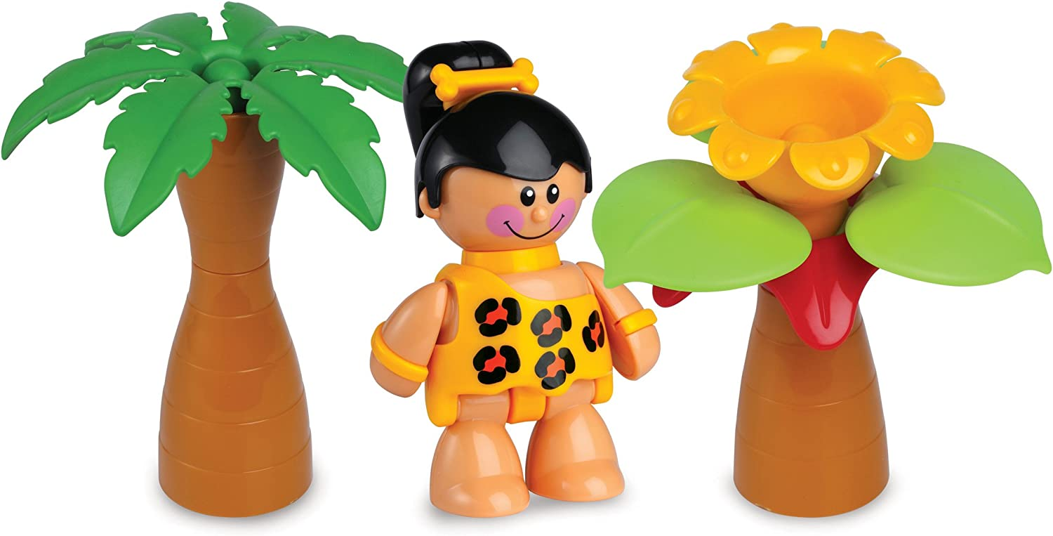 Tolo First Friends Jungle Play Set