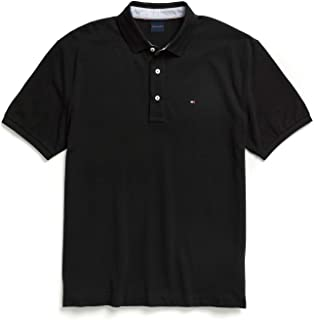 Adaptive Men's Polo Shirt Magnetic Buttons Fit