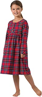Best girls plaid gown Reviews