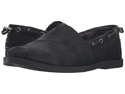 BOBS from SKECHERS Chill Luxe Buttoned Up (Black) Women
