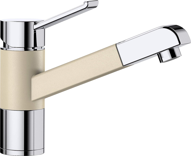 whiteo Zenos S Sink Mixer, Beige, 517824