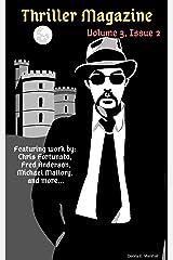 Thriller Magazine (Volume 3, Issue 2) Kindle Edition