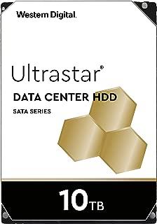 Western Digital 10TB Ultrastar DC HC510 SATA HDD - 7200 RPM Class, SATA 6 Gb/s, 256MB Cache, 3.5