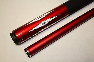 Cuetec Red Diamond Model 119 Billiard Pool Cue Stick ~ 19 oz